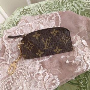 Rare Louis Vuitton Vintage Key Cles